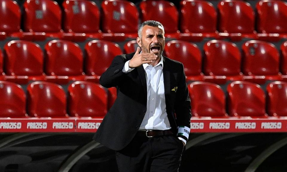 Ivo Vieira: «Estou bastante agastado por aquilo que vivi neste clube»