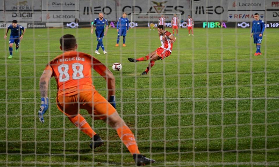 Desp. Aves-Moreirense, 0-1 (crónica)