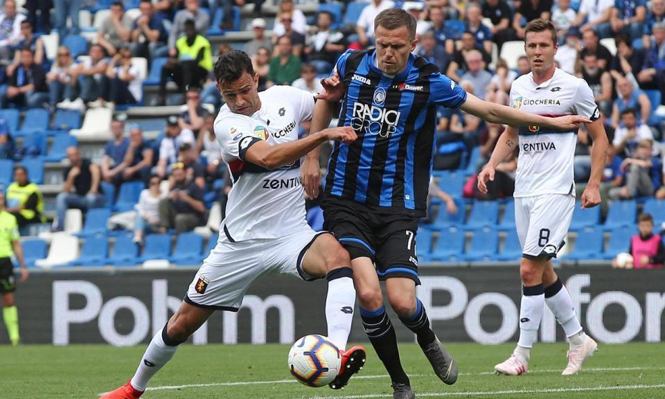Itália: Atalanta reforça lugar de Champions e Lecce confirma subida