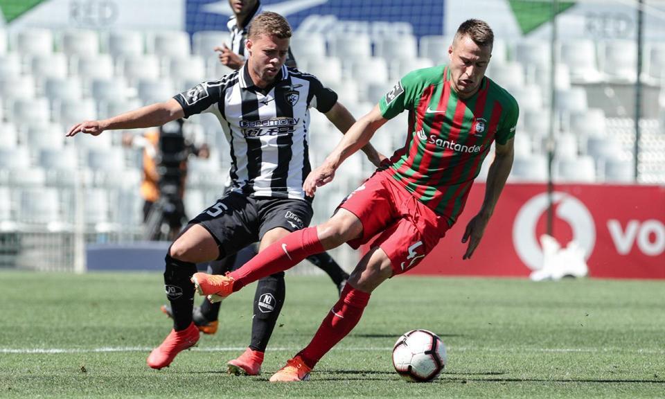 Portimonense-Marítimo, 3-2 (resultado final)
