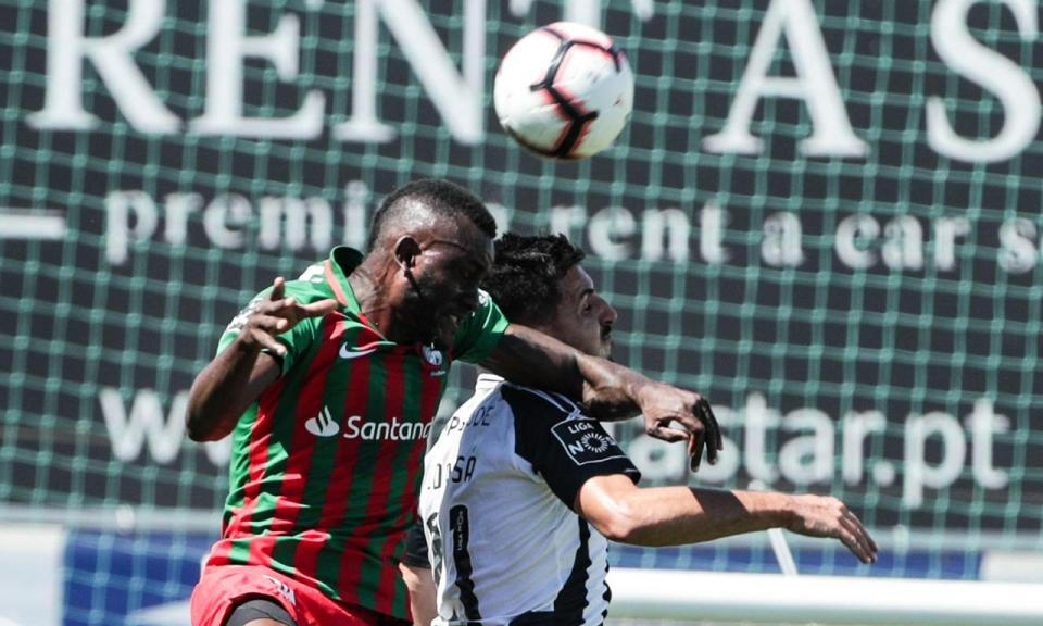 VÍDEO: mão cheia de golos no triunfo do Portimonense ao Marítimo
