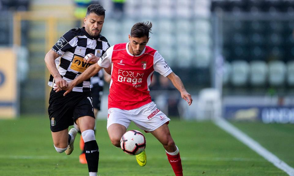 Boavista-Sp. Braga, 4-2 (resultado final)