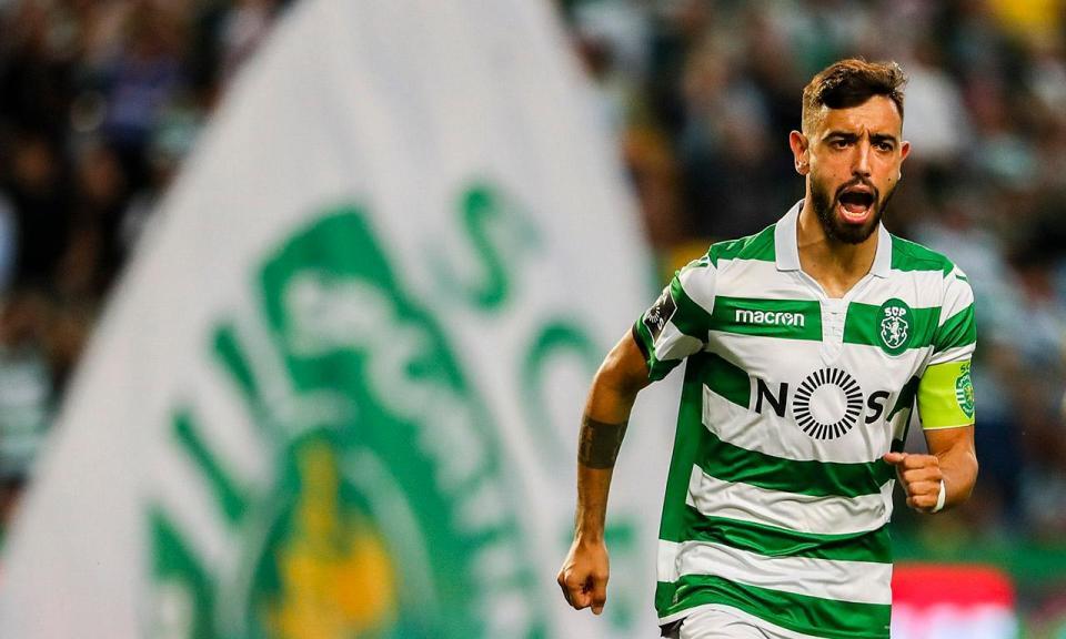 Bruno Fernandes: «Queremos conquistar o que escapou o ano passado»