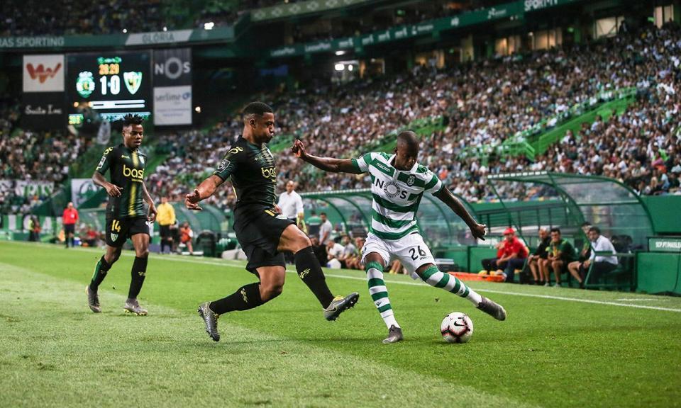 Sporting: Borja pré-convocado para a Copa América