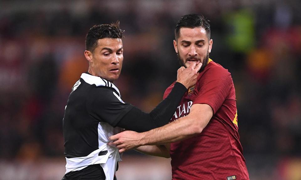 Juventus perde em Roma e soma terceiro jogo consecutivo sem vencer