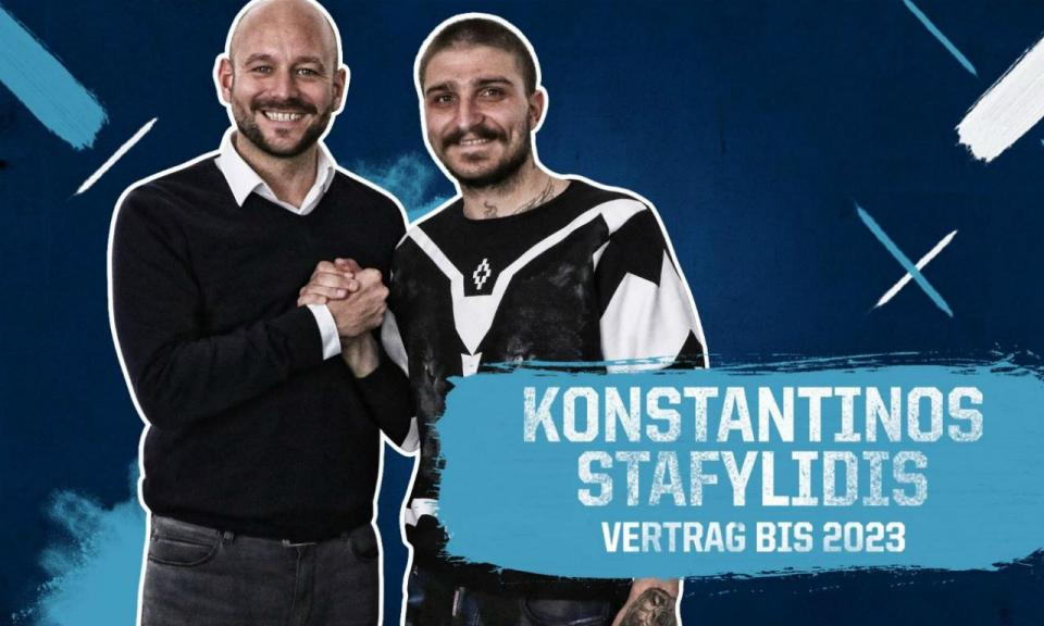 OFICIAL: Kostas Stafylidis reforça Hoffenheim na próxima temporada
