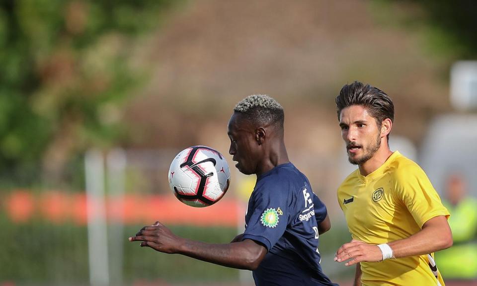 Belenenses-Nacional, 3-0 (resultado final)