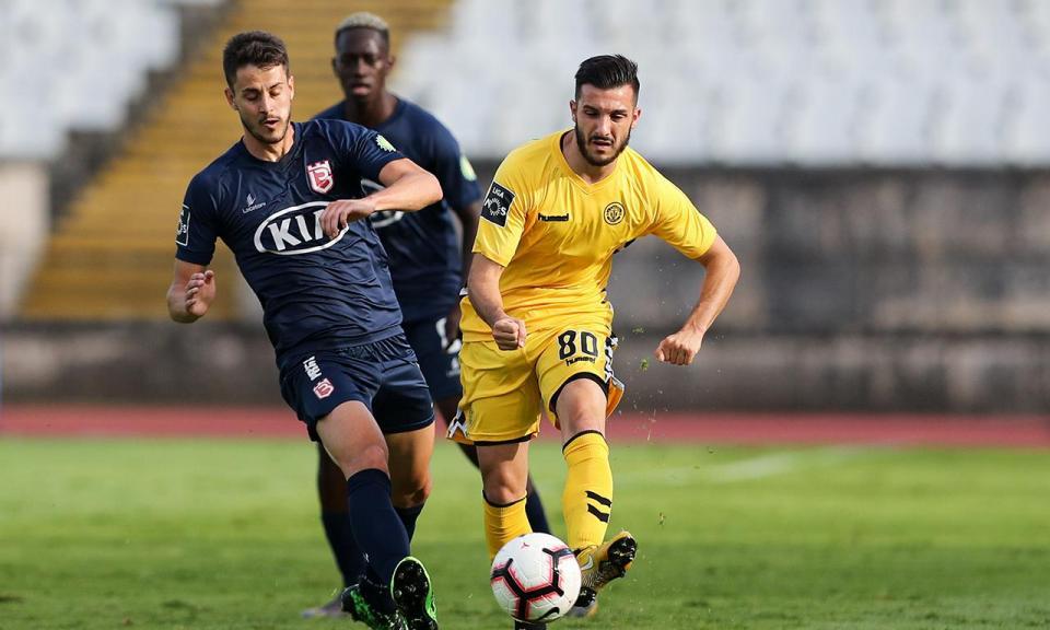 Belenenses-Nacional, 3-0 (crónica)