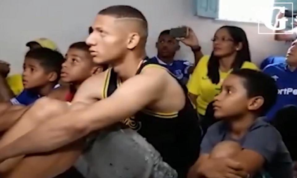 VÍDEO: foi assim que Richarlison viu e celebrou a chamada à Copa América
