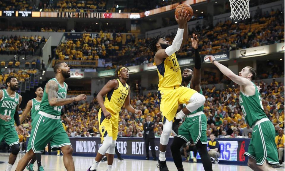NBA expulsa jogador dos Pacers por violar programa anti-drogas