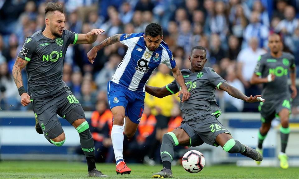 FC Porto-Sporting, 2-1 (resultado final)