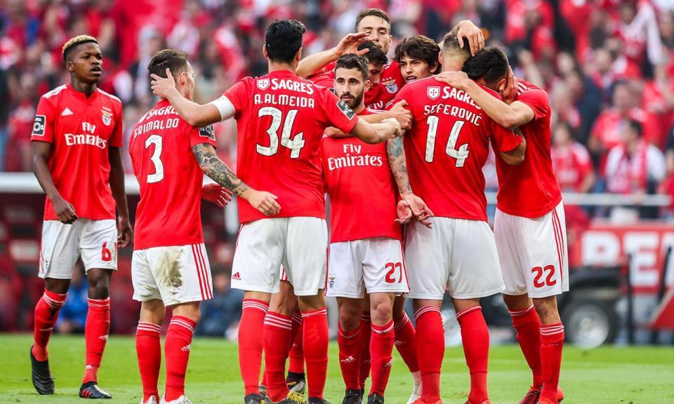 Benfica é CAMPEÃO NACIONAL pela 37.ª vez