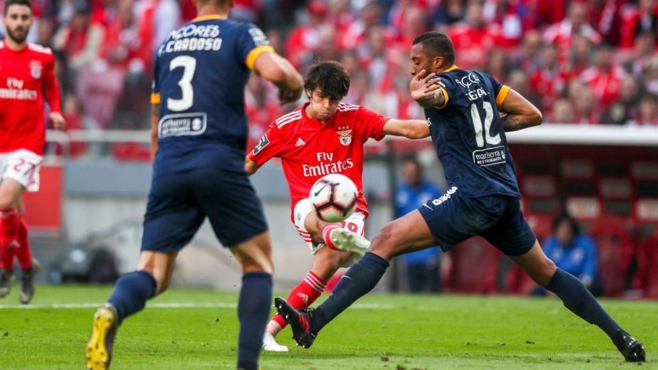 Benfica-Santa Clara, 4-1 (crónica)