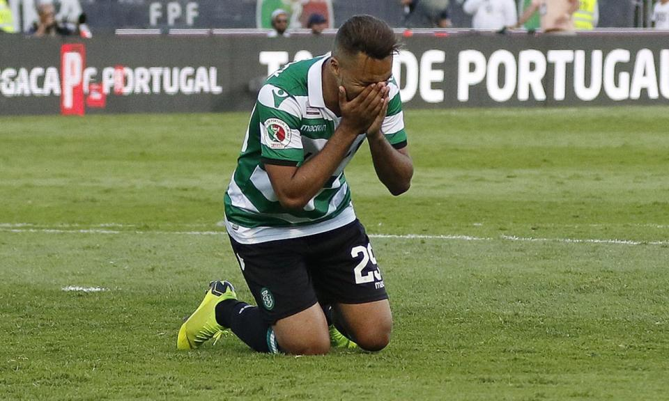 Luiz Phellype: «Vejo o penálti a cada cinco minutos»