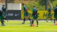 Seleção continua a preparar a Liga das Nações sem lesões