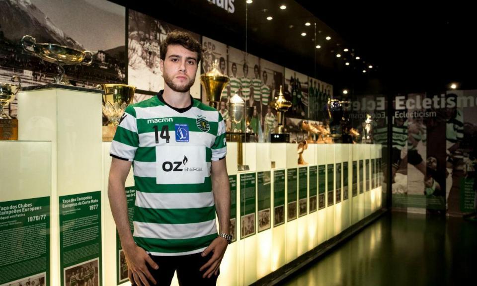 Hóquei: Sporting anuncia primeiro reforço para a próxima época