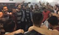 Granada festeja subida à primeira liga espanhola (Twitter Granada)