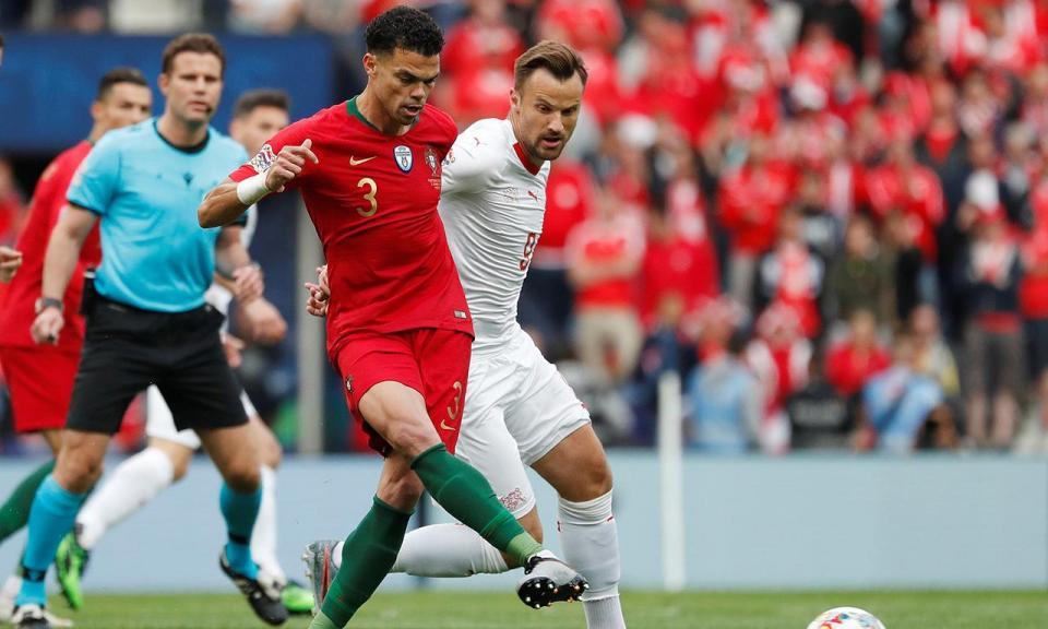Seleção: Pepe falha a final da Liga das Nações