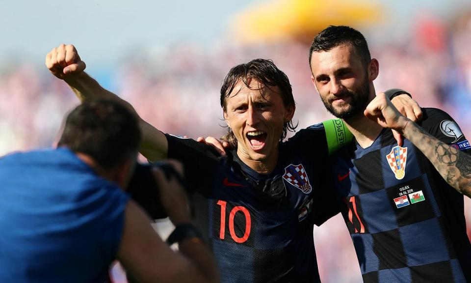Euro2020: Croácia e Hungria iguais no topo numa verdadeira escada