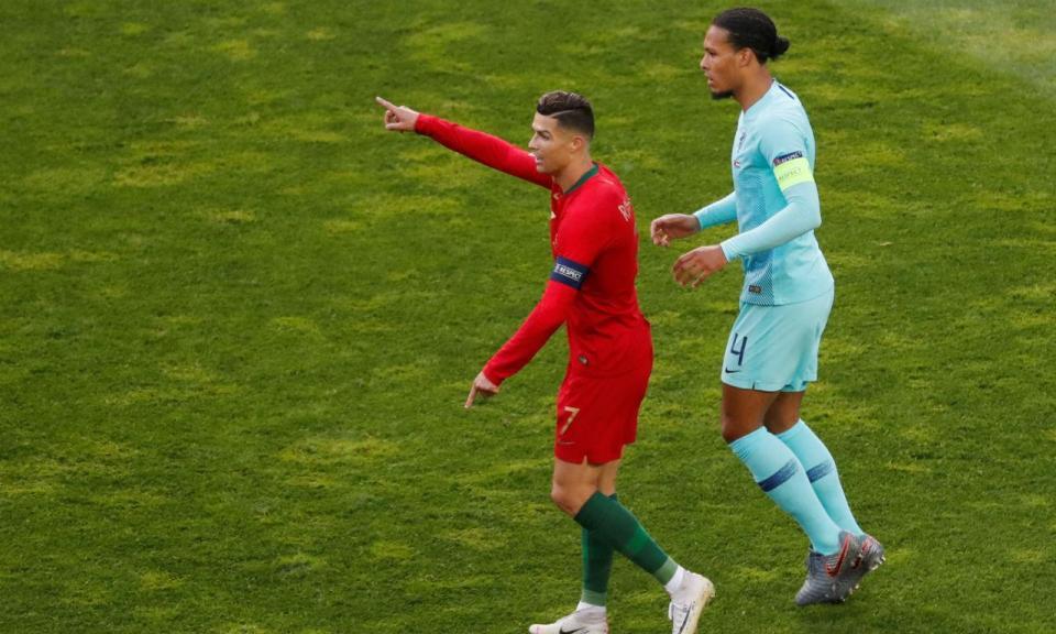Van Dijk: «Não mereço a Bola de Ouro, Messi é o melhor do mundo»