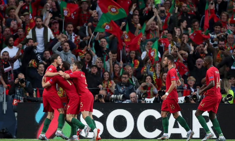 LIGA DAS NAÇÕES: PORTUGAL É CAMPEÃO!