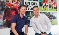 Kasper Hjulmand vai ser selecionador da Dinamarca