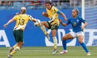 Futebol feminino: Austrália-Brasil