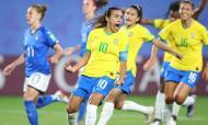 Mundial Feminino: Itália-Brasil (EPA/TOLGA BOZOGLU)