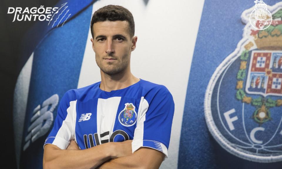 FC Porto oficializa Marcano