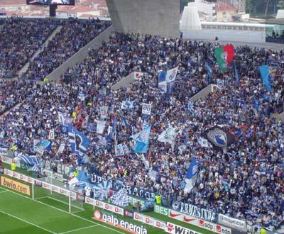 F.C. Porto-A. Madrid: quatro mil bilhetes para esgotar a lotação