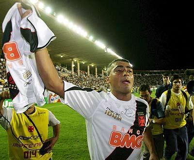 Jamir: quando Romário, jogador, o contratou para o seu Vasco