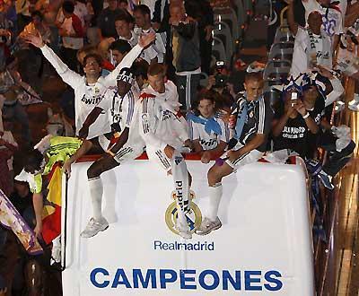 Beckham despediu-se de Madrid como campeão: «Esta vitória apaga todas as coisas más»