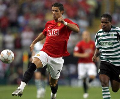 Ronaldo: «A minha mãe pergunta-me por que nunca faço um hat trick?»