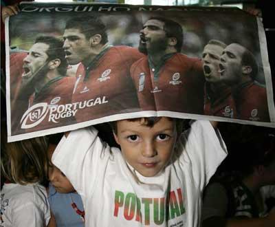 Mundial de Sevens: Portugal termina em 12º lugar
