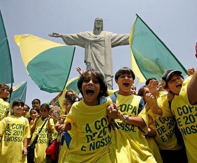 Mundial-2014: FIFA reabre programa de voluntários