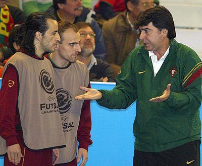 Futsal: Portugal começa apuramento para o Europeu com empate