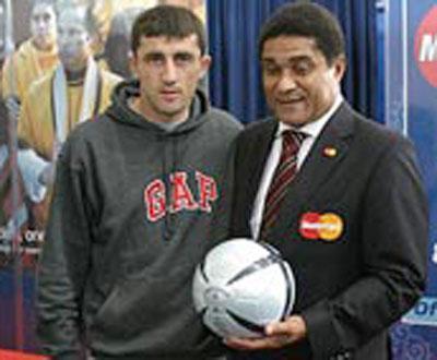 Homenagem a Iordanov: «Nós só queremos Domingos campeão»