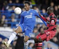 Obi Mikel no Chelsea-Queens Park Rangers