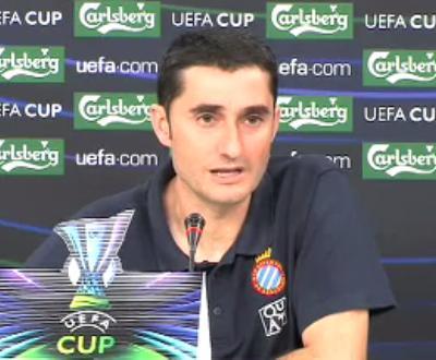 Valverde: «Saímos de cabeça levantada»