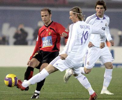 Guti: «Deixo o Real em 2011 e quero jogar no EUA ou Dubai»