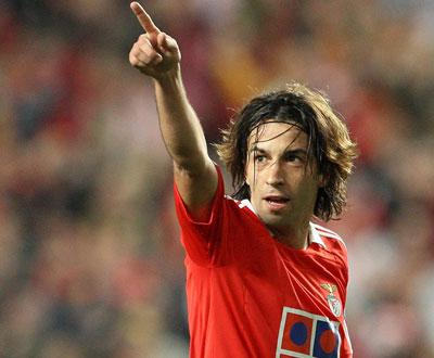 Benfica: Nuno Assis e Luís Filipe no V. Guimarães