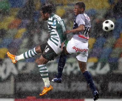 Celestino: «Espero um dia voltar ao Sporting»