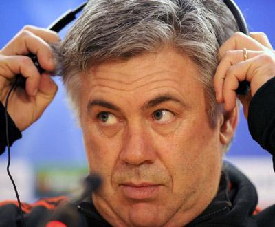 Milan: «Não sinto o meu lugar em causa», afirma Ancelotti