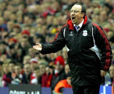 Após ganhar no Bernabéu, Benitez diz que fica no Liverpool