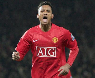 Man Utd: Ferguson garante continuidade de Nani