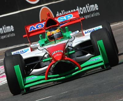 A1GP: Filipe Albuquerque com dois pódios no Algarve
