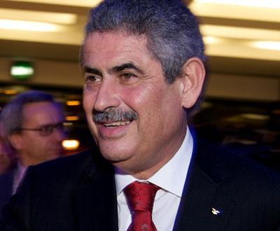 Benfica: Luís Filipe Vieira fala às 19 horas (em directo)