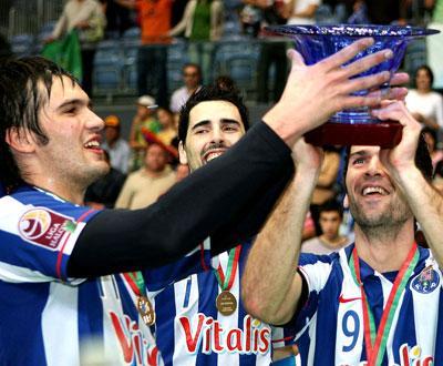 Andebol: F.C. Porto bate Sporting e conquista Taça da Liga