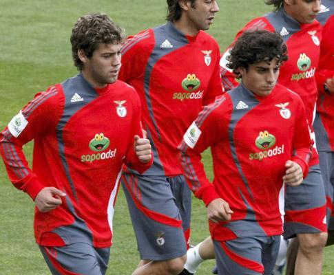 Benfica empresta David Simão à Académica