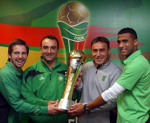 Carvalhal: Sporting e Paulo Bento nos momentos altos da carreira
